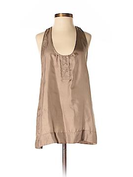 BA&SH Sleeveless Silk Top Size Sm (1)