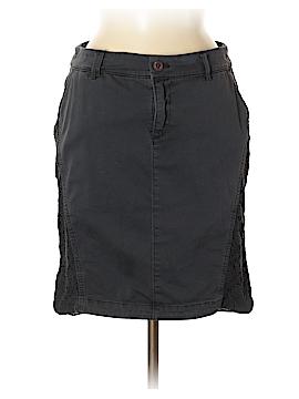 Pilcro and The Letterpress Casual Skirt 27 Waist