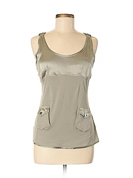 Karen Millen Sleeveless Silk Top Size 6