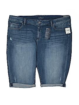 Lucky Brand Denim Shorts Size 24 (Plus)