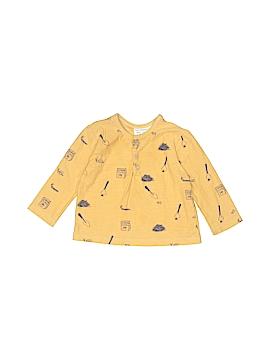 Zara Baby Long Sleeve Henley Size 3-6 mo