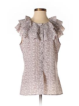 Ann Taylor Factory Short Sleeve Blouse Size 2