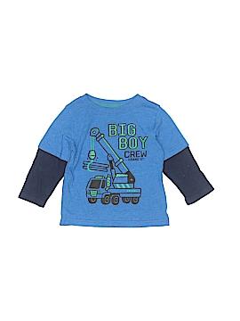 Jumping Beans Long Sleeve T-Shirt Size 12 mo