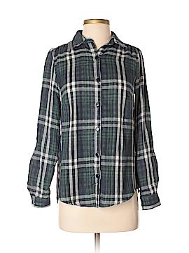 Tolani Long Sleeve Button-Down Shirt Size XS