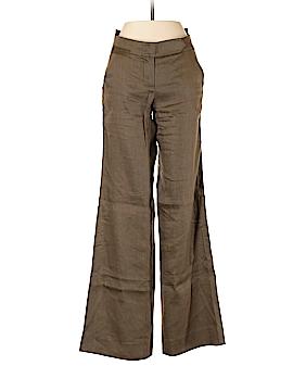 Diane von Furstenberg Linen Pants Size 2
