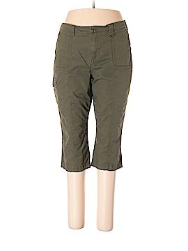 Croft & Barrow Cargo Pants Size 16