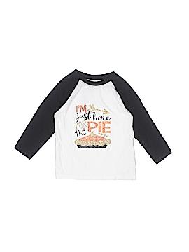 Monag Kids Long Sleeve T-Shirt Size 4