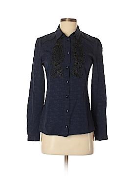 Naf Naf Long Sleeve Blouse Size 34 (EU)