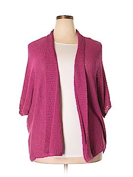 WD.NY Cardigan Size 2X (Plus)