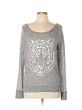 Live Love Dream Aeropostale Pullover Sweater Size L
