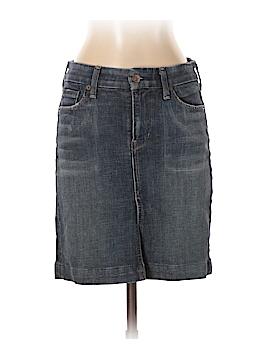 Citizens of Humanity Denim Skirt 25 Waist