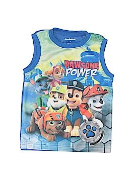 Nickelodeon Sleeveless T-Shirt Size 4T