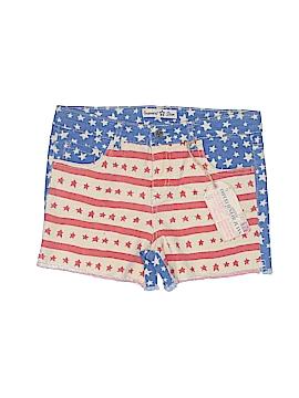 Imperial Star Denim Shorts Size 16