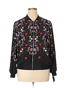 INC International Concepts Jacket Size 0X (Plus)