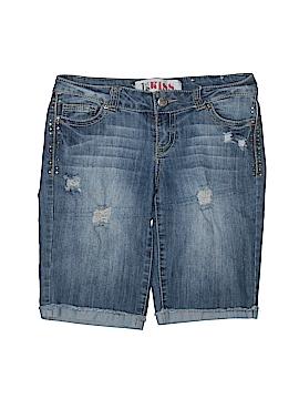 1st Kiss Denim Shorts Size 3
