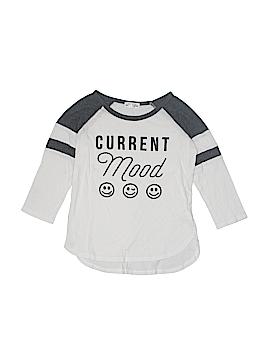 Ten Sixty Sherman Girls 3/4 Sleeve T-Shirt Size L (Youth)