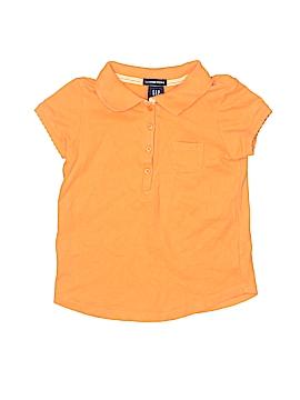 Gap Kids Short Sleeve Button-Down Shirt Size 4 - 5