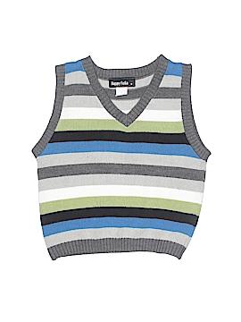Happy Fella Sweater Vest Size 6