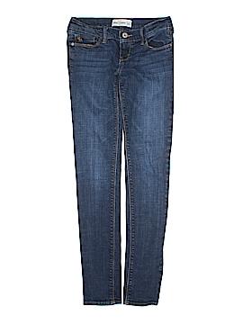Abercrombie Jeans Size 14 (Slim)