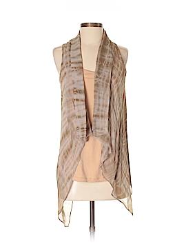 Maggie Ward Silk Cardigan Size XS
