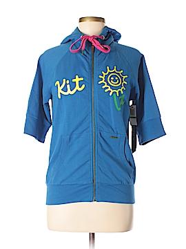 Kitson LA Zip Up Hoodie Size L
