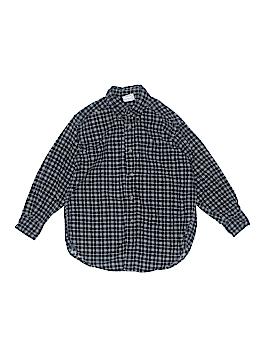 The Rugged Bear Long Sleeve Button-Down Shirt Size 7