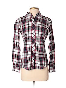Banana Republic Long Sleeve Button-Down Shirt Size XS