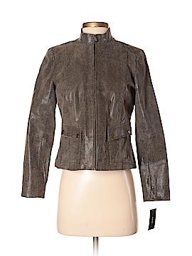 Alfani Leather Jacket Size P (Petite)