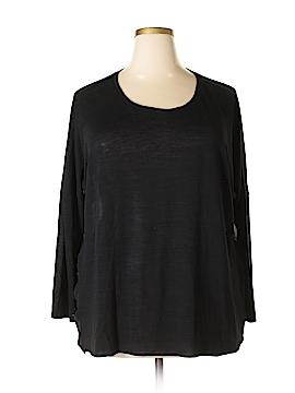 BB Dakota Long Sleeve Top Size 2X (Plus)