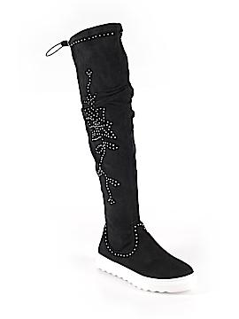 J/Slides Boots Size 7