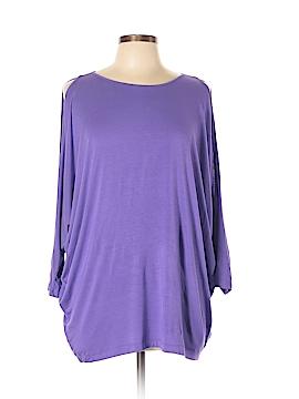 Ralph Lauren 3/4 Sleeve Top Size 0X (Plus)