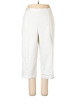 Charter Club Casual Pants Size 22W (Plus)