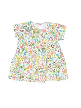 Zutano Short Sleeve Button-Down Shirt Size 0-6 mo
