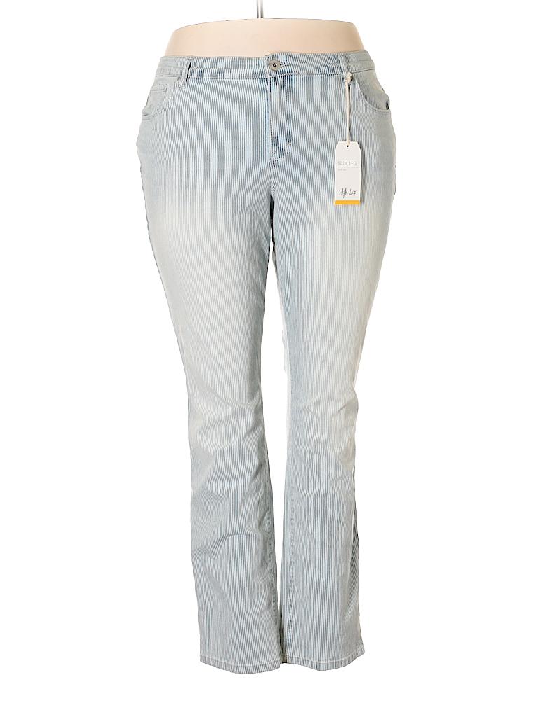 Style&Co Women Jeans Size 18w (Plus)