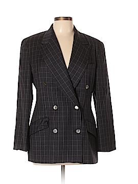 Barry Bricken Wool Blazer Size 10