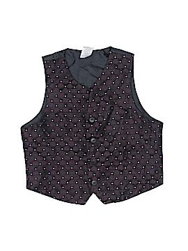 Happy Fella Tuxedo Vest Size 6