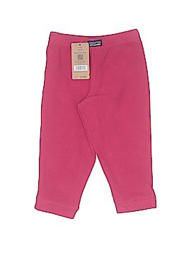 Patagonia Fleece Pants Size 6-12 mo