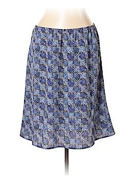 Sag Harbor Casual Skirt Size L (Petite)