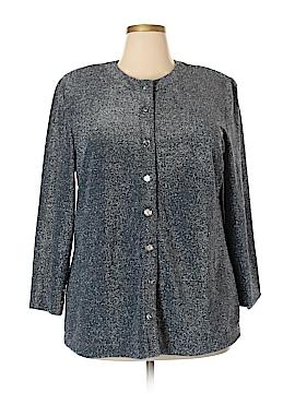Saks Fifth Avenue Cardigan Size 1X (Plus)