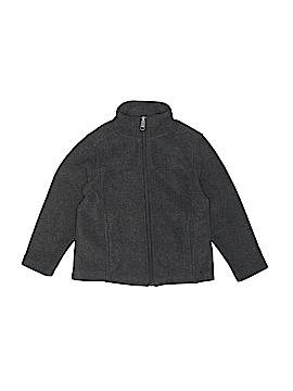 White Sierra Fleece Jacket Size 5