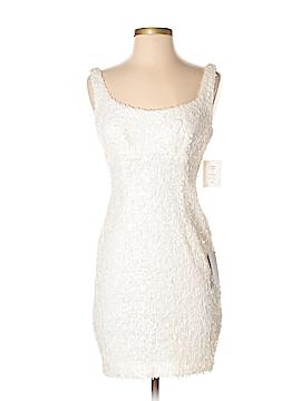 Suzi Chin for Maggy Boutique Cocktail Dress Size 2 (Petite)