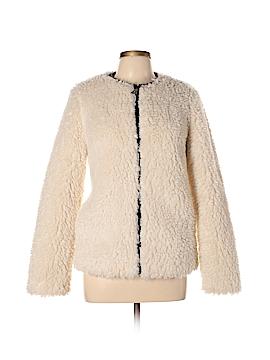 Marc New York Faux Fur Jacket Size M