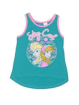 Disney Sleeveless Top Size X-Small (Kids)