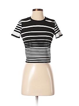 Bar III Short Sleeve Top Size XS