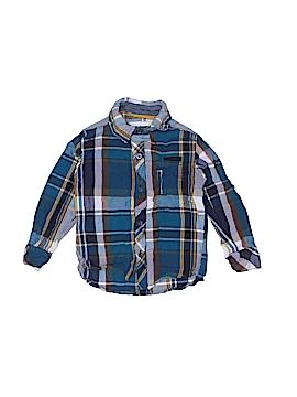 Sean John Long Sleeve Button-Down Shirt Size 4T