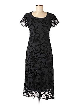 Eva Blue Cocktail Dress Size 8