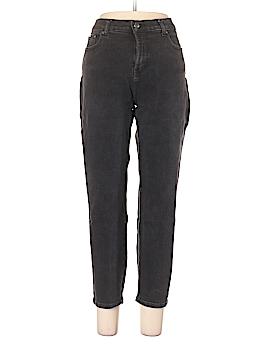 DG^2 by Diane Gilman Jeans Size 16 (Petite)