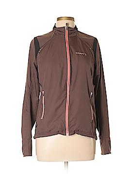 Craft Track Jacket Size L