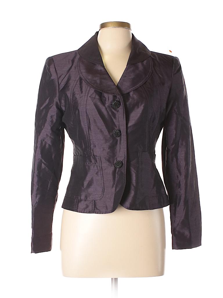 Signature by Larry Levine Women Blazer Size 6