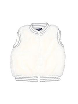 The Children's Place Faux Fur Vest Size 24 mo